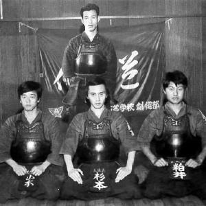 奈良県立生駒高等学校剣道部(昭和48年度卒業)