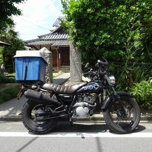 大東市住道界隈をバイクで散策