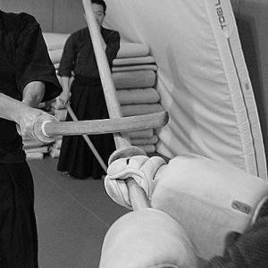 剣道試合、確かに斬ったが旗は上がらなかったのだ。