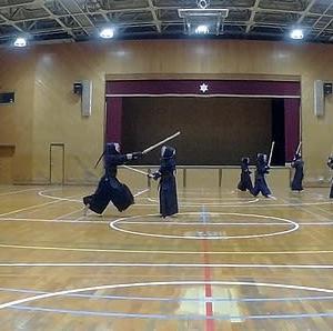 長正館剣道定例稽古(2020年9月16日)