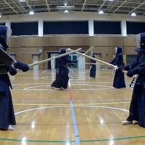 長正館剣道定例稽古(2020年12月2日)