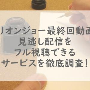 ミリオンジョー最終回動画!見逃し配信をフル視聴できるサービスを徹底調査!