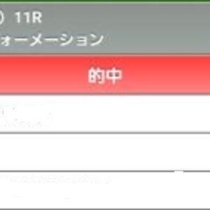 2019ジャパンカップ3連単2点勝負的中!またボロ儲け!