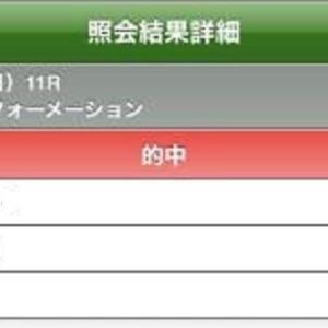 阪神ジュベナイルフィリーズ予定通り馬連・3連単ボロ儲け!簡単楽勝!