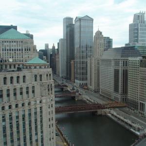 2007年冬のシカゴ