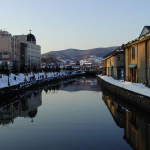 2002年冬の小樽