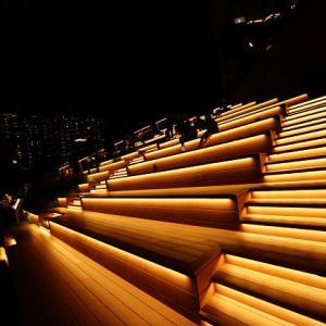 竹芝の新スポットは夜がおすすめです