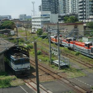 ある意味無料の鉄道博物館? 新川崎駅