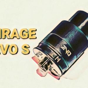 22mmRDA収集ここに終息【Mirage EvoS RDA22mm】