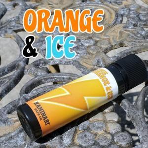 橙色の雷様【THE ORANGE&ICE】