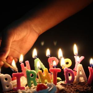 二度目の酒なし誕生日