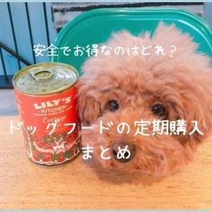 ドッグフードの定期購入を比較!お得で評判の良い小型犬のご飯おすすめ7選