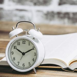 何もできない時間をいかに生産的な時間に変えるか?という大事な意識
