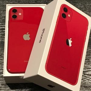 iPhone11に「もう一つの容姿」を登録した秋