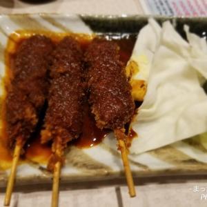 名古屋メシ 『味噌串カツ』を矢場とんで食べまして