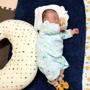赤ちゃんの向き癖の治し方(直し方)⑥ ジェルトロンベビー枕