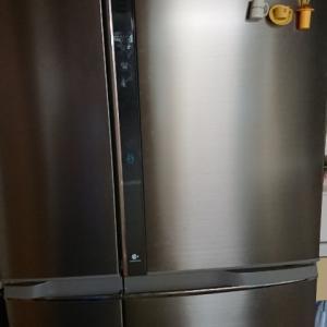 冷蔵庫の故障と オーブンレンジなど買い替え!家電買い替え時期到来(・・;)