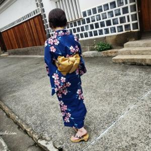 岡山家族旅行2日目~倉敷美観地区~白壁の町並みでモデルさん?(笑)