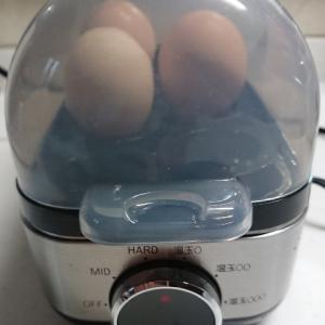 便利!スタイリッシュな🥚エッグスチーマー!卵が主食?~食物アレルギー~