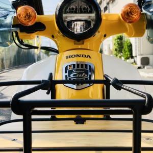 続 通勤バイクとしてスーパーカブは最強なのか?