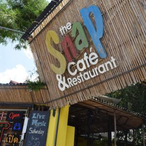 【ベトナム・ホーチミン旅行】2区の子供遊び場付きカフェ「The Snap Cafe&Restaurant」