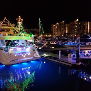 12月31日まで開催、セントーサコーブのクリスマスイベント「Island Lights」。
