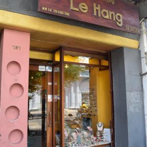 【ベトナム・ホーチミン旅行】1区のスワロフスキー・ビーズ・アクセサリー店「Le Hang」と、街歩き。