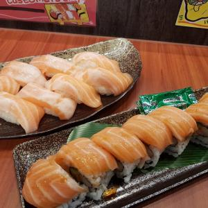 Jcubeドンキの寿司バー