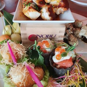 絶景!「NOBU」で創作和食ハイティー【マレーシア・クアラルンプール旅行】