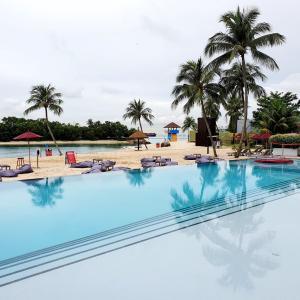プールが大きくて眺め良し!新しいビーチクラブ「Rumors」