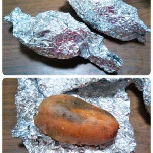 焼き芋(≧∀≦)