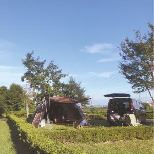 のんびり【キャンプ】を楽しむ!