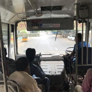 インド旅行の幅が広がる!インドでの路線バスの乗り方と注意事項