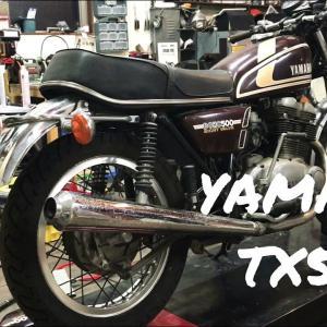 ヤマハ TX500 レストア‼️#1&おまけは長瀞バスツアー