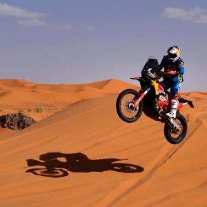 Best of Moto - Dakar 2020 Saudi Arabia HD