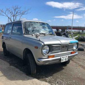 コロナウイルスで中止!?荒川テストコース跡de旧車の集い★part3