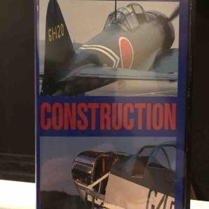 CONSTRUCTION ZERO-MUSTANG 組み立てからテスト飛行まで