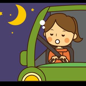 「居眠り運転」でも走る車。居眠り運転ならぬ「熟睡運転」とその原因