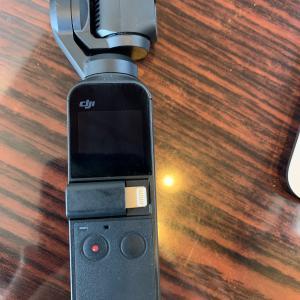 ついに買ってしまった「DJI OSMO POCKET 2」。これからもっと「もずく」を撮ろう