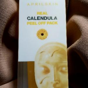 【REAL CALENDULA PEEL OFF PACK】使ってみた感想