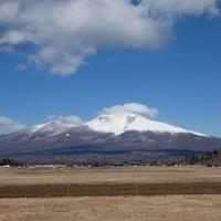 3月の浅間山