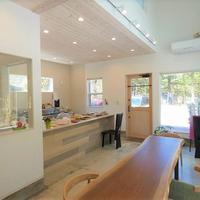 南軽井沢の女街道沿いに、GW明けオープン予定の「くるみカフェ」