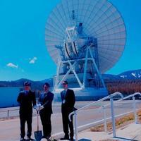 JAXA 美笹深宇宙探査用地上局までの道路が4月29日 開通します