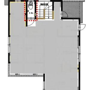 【設計・仕様】2階 トイレ