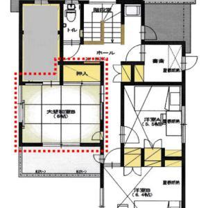 【設計・仕様】2階 和室