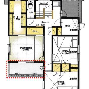 【設計・仕様】2階 バルコニー