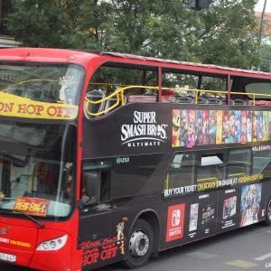 ブダペスト&スロヴェニア周遊6 - ブダペスト市内観光 HOP ON HOP OFFバスで主要ポイントを周遊💕