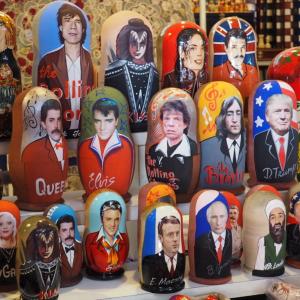 ブダペスト&スロヴェニア周遊7 - 中央市場で一人フレディに思いを馳せる・・・