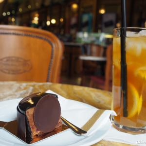 ブダペスト&スロヴェニア周遊12 - Café Gerbeaudカフェ・ジェルボーと愛してやまない西駅へ!