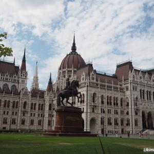 ブダペスト&スロヴェニア周遊13 - あぁ、やっと会えた!国会議事堂!と思ったら・・・
